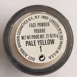 BOBBI BROWN Tinted Setting Powder Pale Yellow